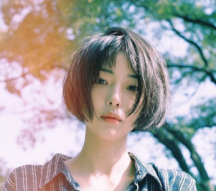 23 Kiểu tóc ngắn Hàn Quốc 2020 đẹp khó cưỡng