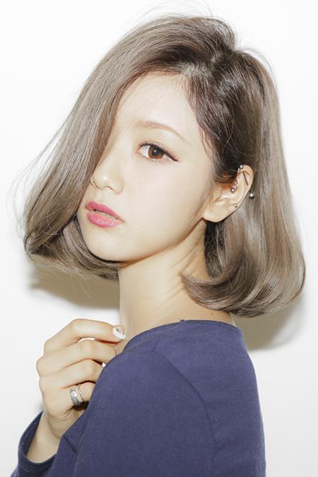 kiểu tóc ngắn uốn đuôi 5