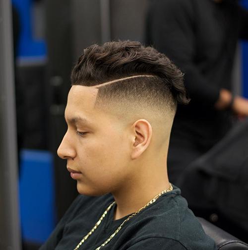 TOP 30 Kiểu tóc undercut nam 2020