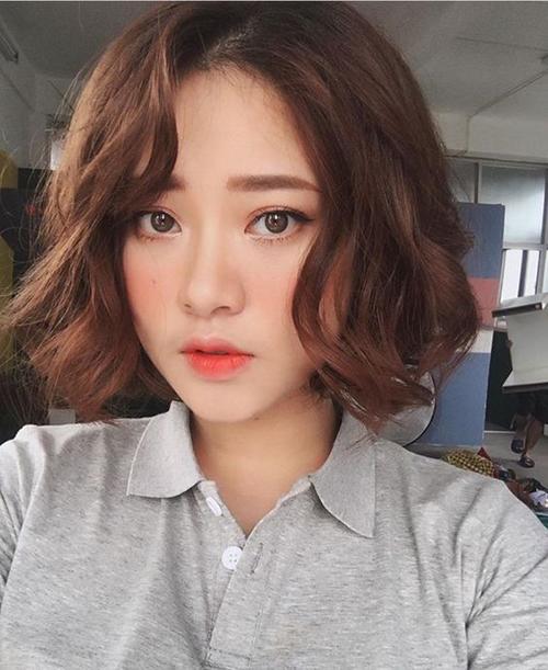 40 Kiểu tóc xoăn ngắn 2020 đẹp nhất