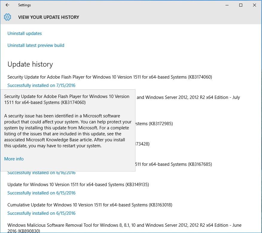 Lỗi không thể hoàn tất quá trình cài đặt Windows 10 Anniversary Update