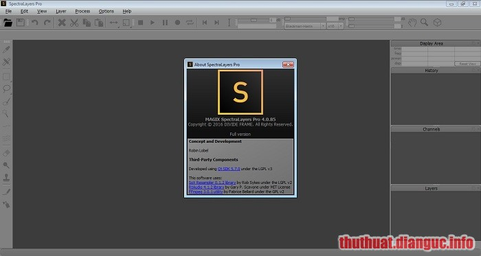 Download Steinberg SpectraLayers Pro 6.0.10 Full Crack