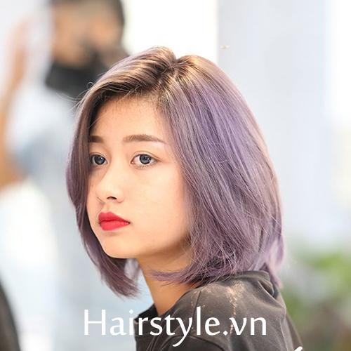 màu tóc đẹp 14