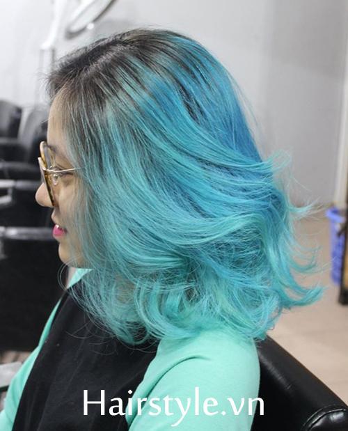 màu tóc đẹp 2