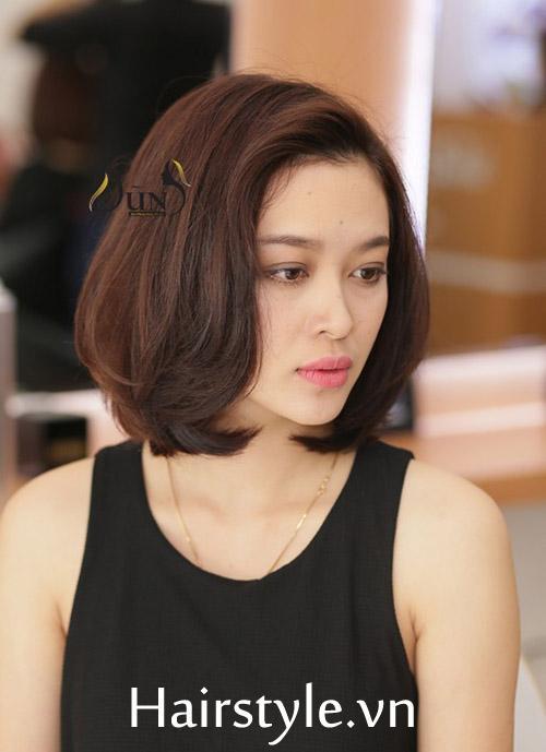 màu tóc đẹp 3