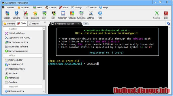 Download MobaXterm Professional 12.1 Full Crack