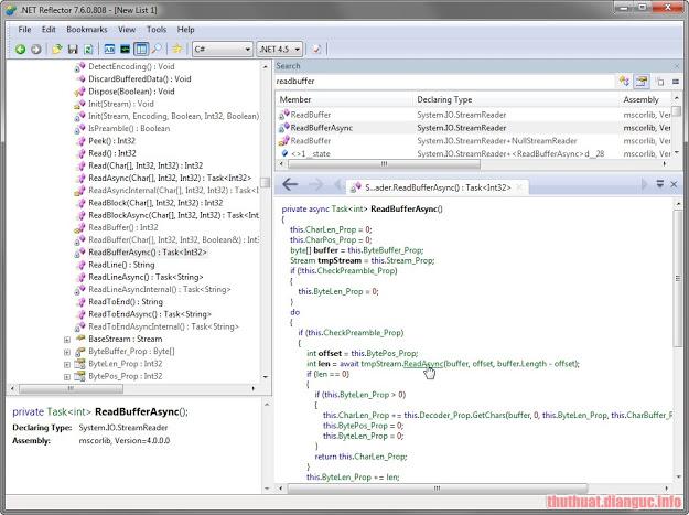 Download .NET Reflector 10.1.6.1524 Full Crack