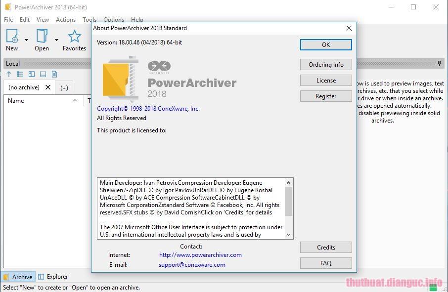 Download PowerArchiver 2019 Professional 19.00.50 Full Crack