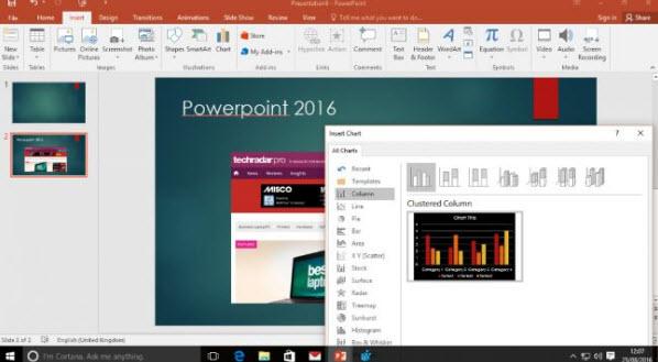 Hướng dẫn sử dụng PowerPoint 2016 nâng cao