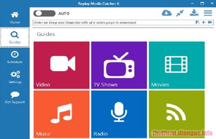 Download Replay Media Catcher 7.0.2.8 Full Crack