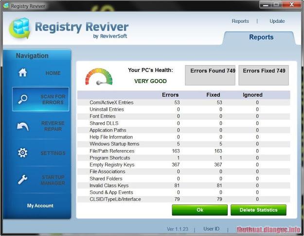 Download ReviverSoft Registry Reviver 4.21.1.2 Full Crack, phần mềm sửa chữa registry, phần mềm làm sạch registry, ReviverSoft Registry Reviver, ReviverSoft Registry Reviver free download, ReviverSoft Registry Reviver full crack, ReviverSoft Registry Reviver full key,