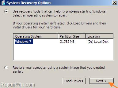 Trên Windows 7 hoặc Vista