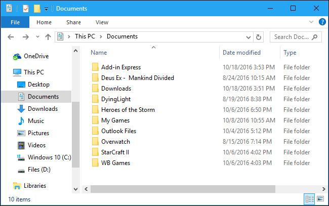 Thư mục ProgramData trên Windows là gì?