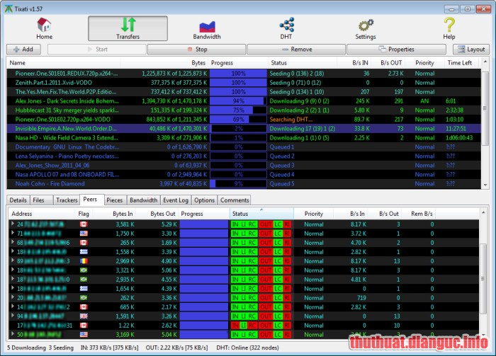 Download Tixati 2.63 Full Crack
