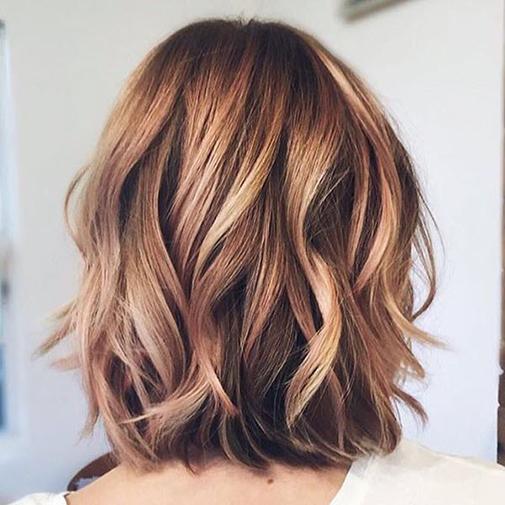 20 Kiểu Tóc Ngắn Lượn Sóng Đẹp Nhất