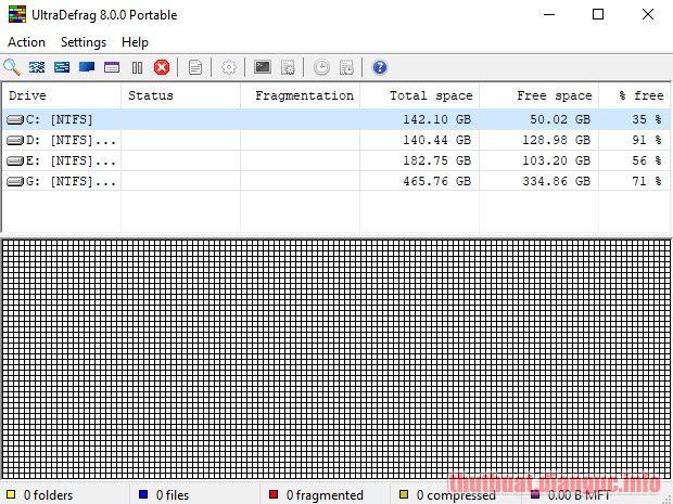 Download UltraDefrag Enterprise 8.0.1 Full Crack