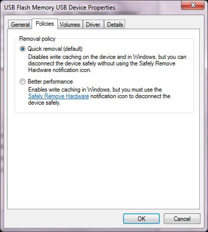 Khắc phục một số lỗi thường gặp khi sử dụng USB