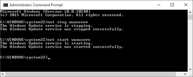 Đóng cửa sổ Command Prompt